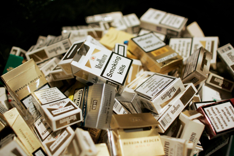 Málaga deja de ingresar 165 millones de euros por el contrabando de tabaco