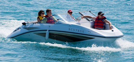 2014 sees a rise in the sale of pleasure boats