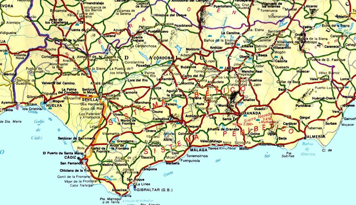Nace el eje Málaga-Sevilla para el desarrollo de Andalucía