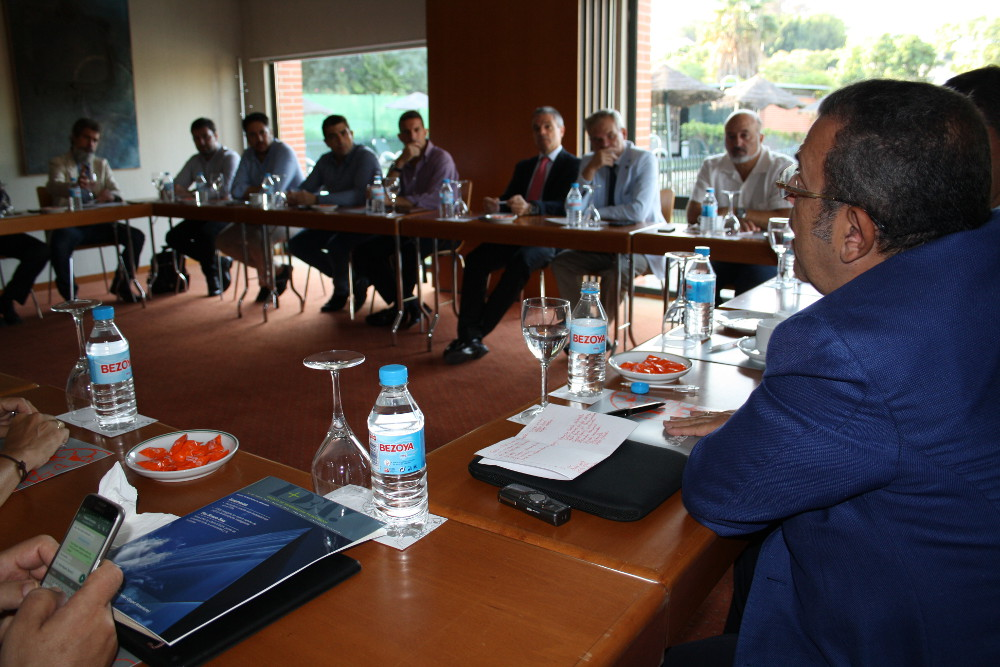 El Club Euronova, un punto de innovación para los empresarios y directivos de Málaga