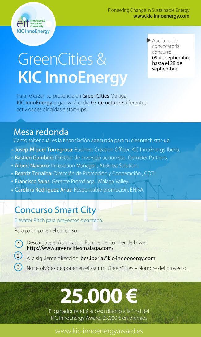 Se abre el proceso de inscripción para el concurso Smart City Elevator Pitch
