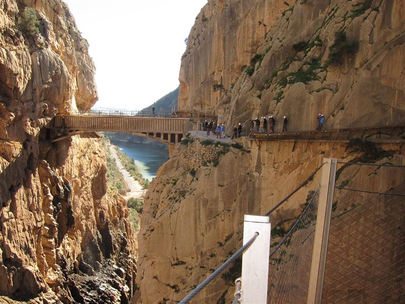 The Caminito del Rey is the best hidden secret in Spain