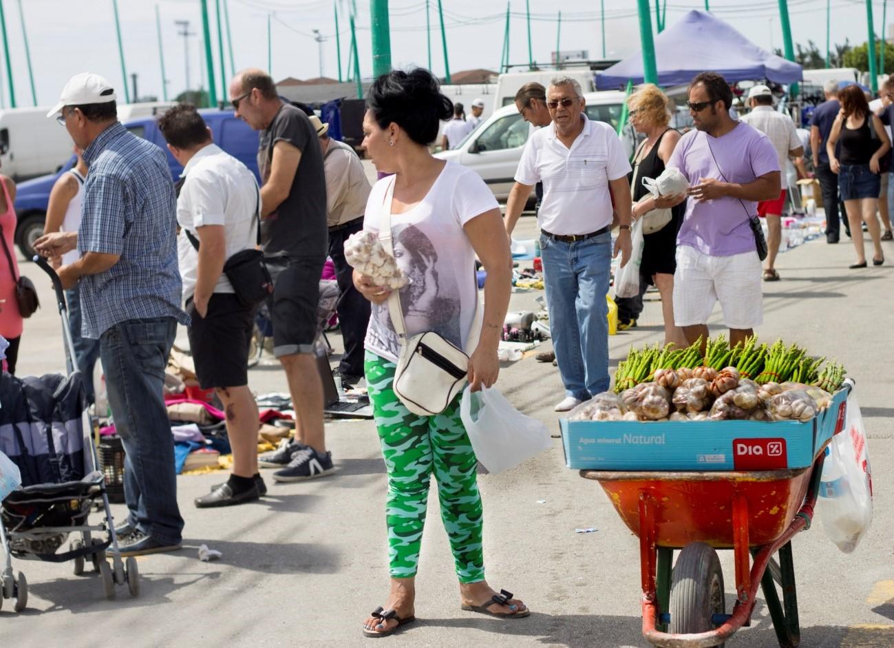 Los robos en el campo disminuyen un 21,25 por ciento en España este 2015
