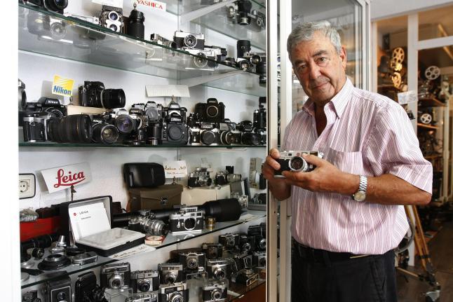 Eugenio Griñán. Fotógrafo.