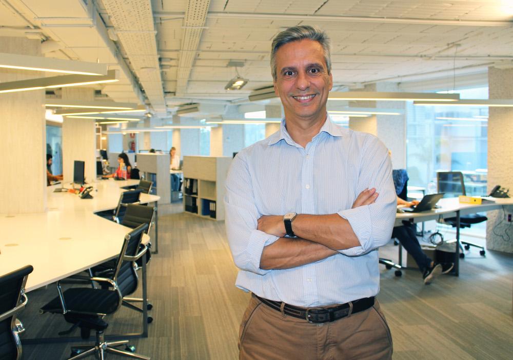 """Alberto Rojas: """"Quiero crear en Synergia un clúster de sectores afines y proyectos viables"""""""