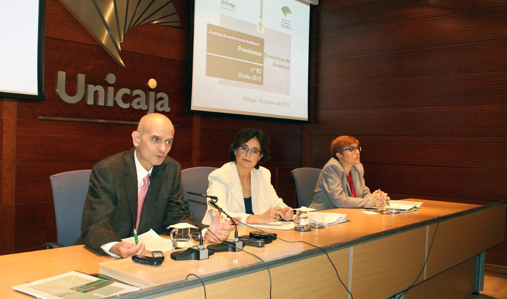 La economía de Málaga crecerá un 3,3 por cien en 2016
