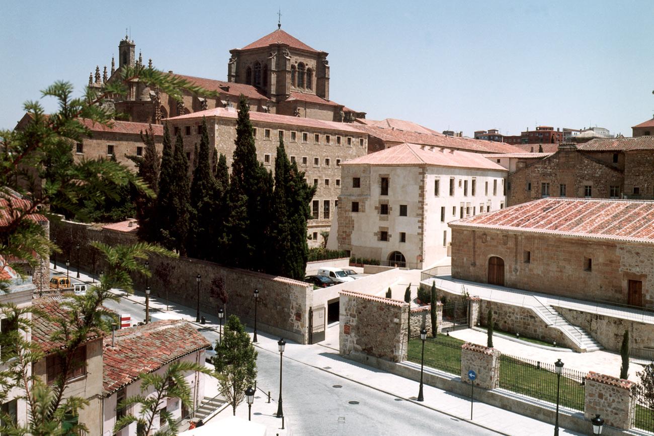 Hemos visitado Salamanca