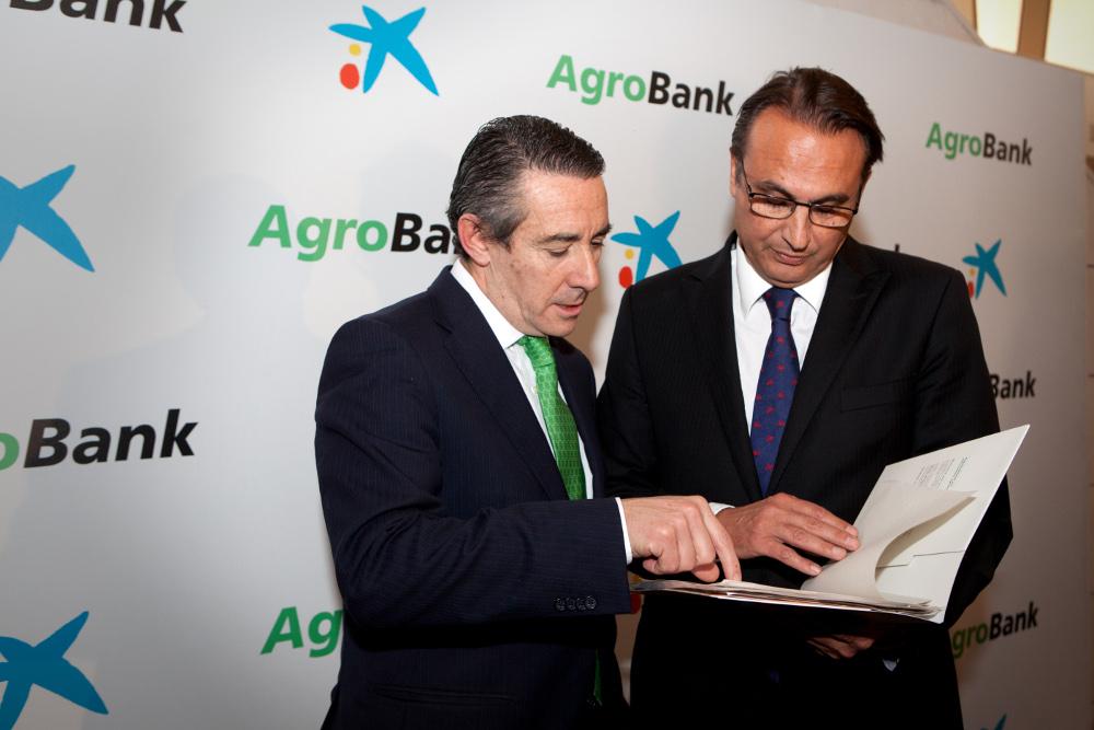 Andalucía lidera el 'agro' de CaixaBank en volumen de negocio y clientes