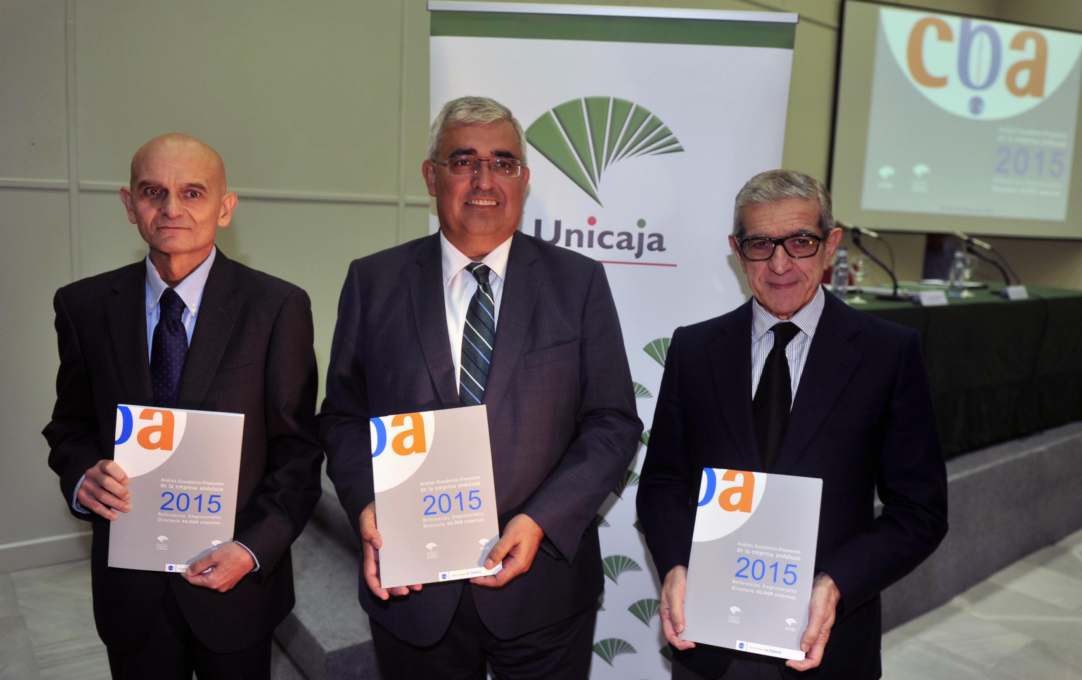 Málaga lidera la rentabilidad empresarial en Andalucía, según un informe de Unicaja