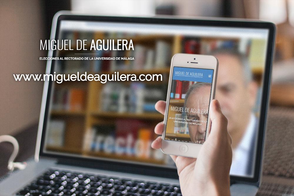 """Miguel de Aguilera aboga por desterrar """"el clientelismo"""" y crear """"políticas específicas"""""""
