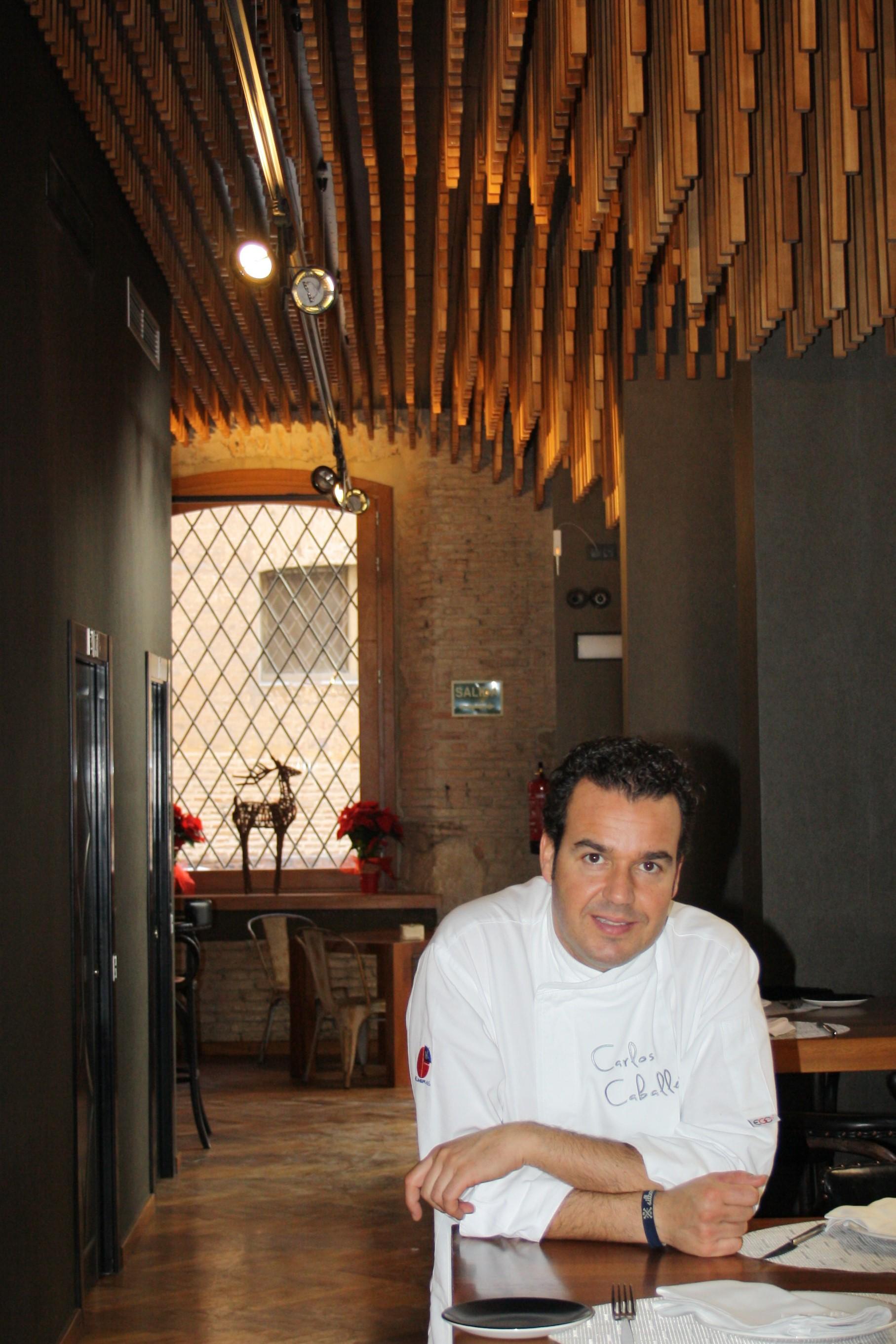 """""""En el centro de Málaga hay muchos restaurantes pero muy poca oferta gastronómica de calidad"""""""