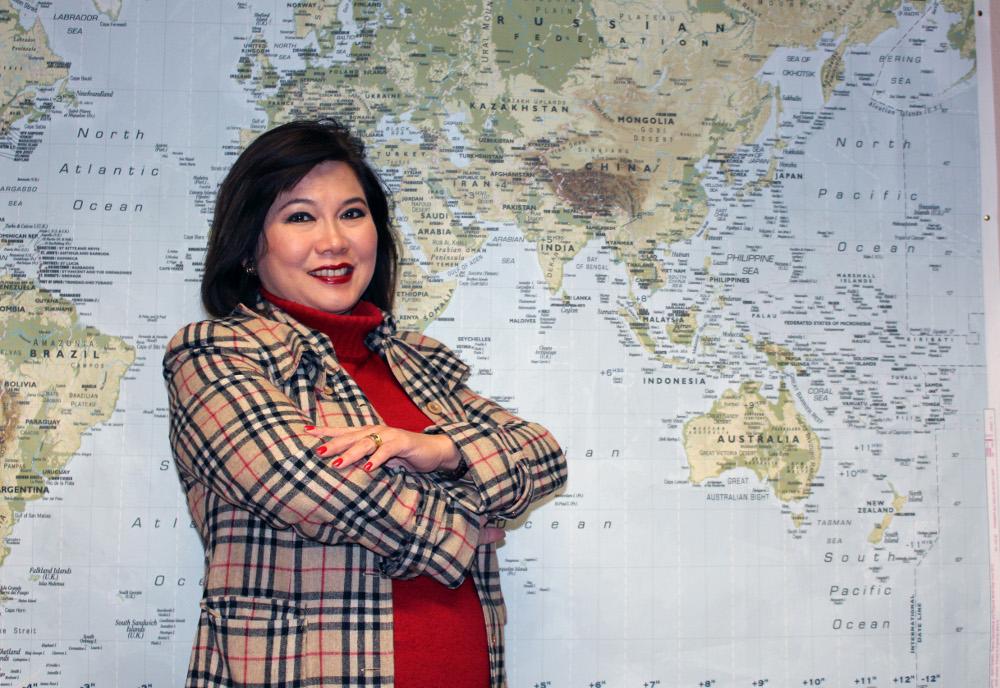 """Leticia Chen: """"Inversores chinos tienen interés en desarrollar un hotel de lujo en Marbella"""""""