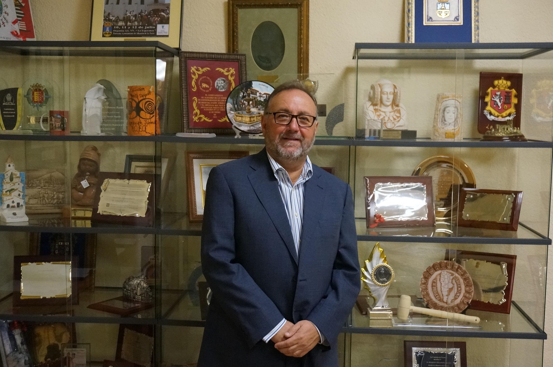 """Joaquín Villanova: """"El desarrollo de Málaga no puede seguir frenado por la burocracia"""""""