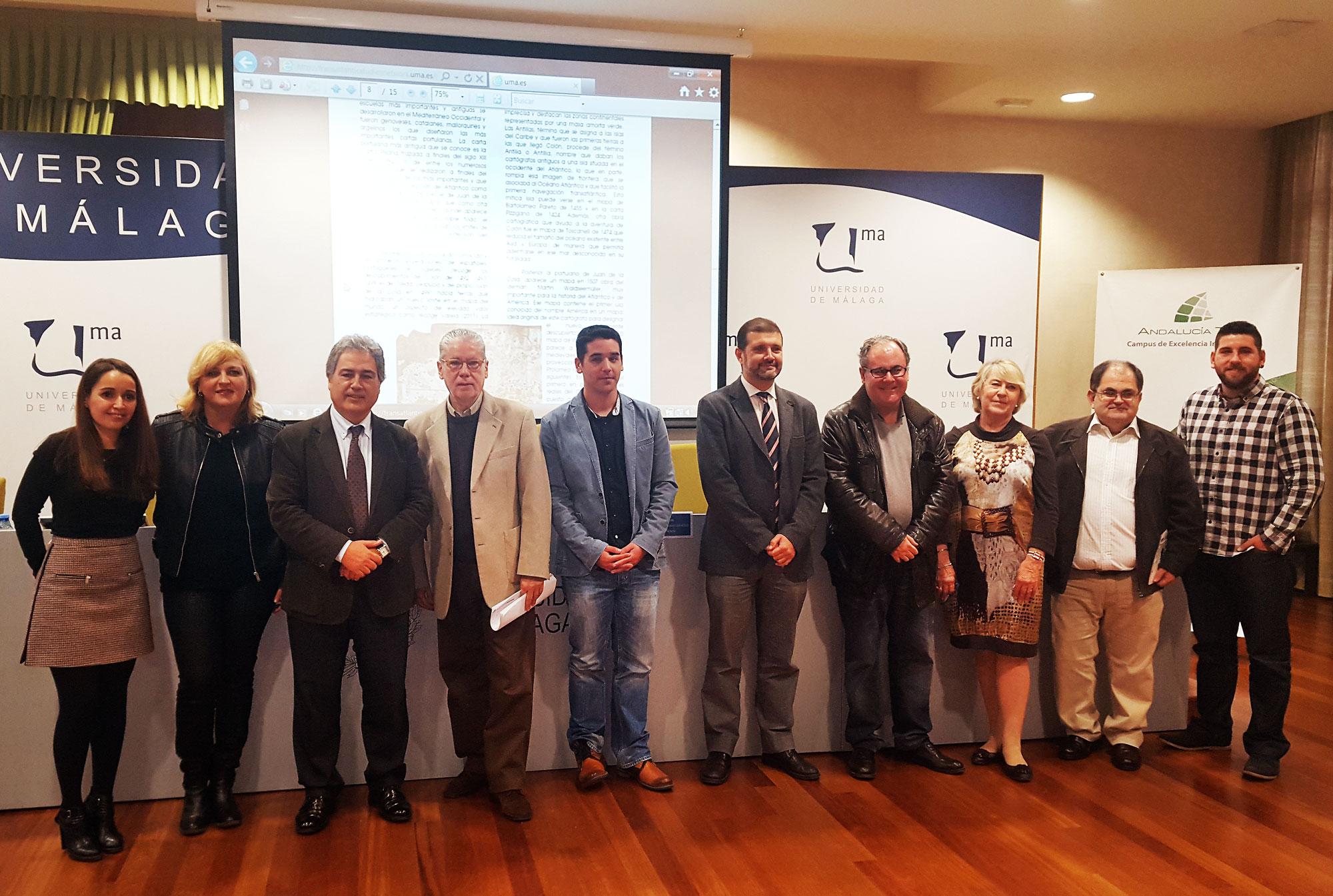 La actividad del Aula María Zambrano se hace revista con el lanzamiento de TSN