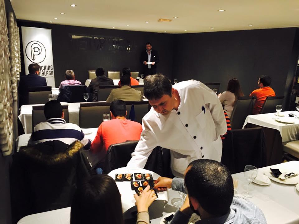 Más de 400 profesionales han participado en la II Feria Gastronómica Picking Málaga