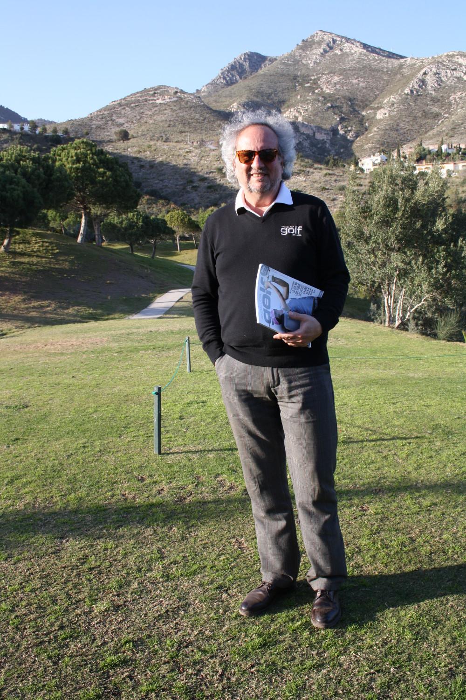 El turista de golf gasta hasta 10.800 euros más al año que el convencional