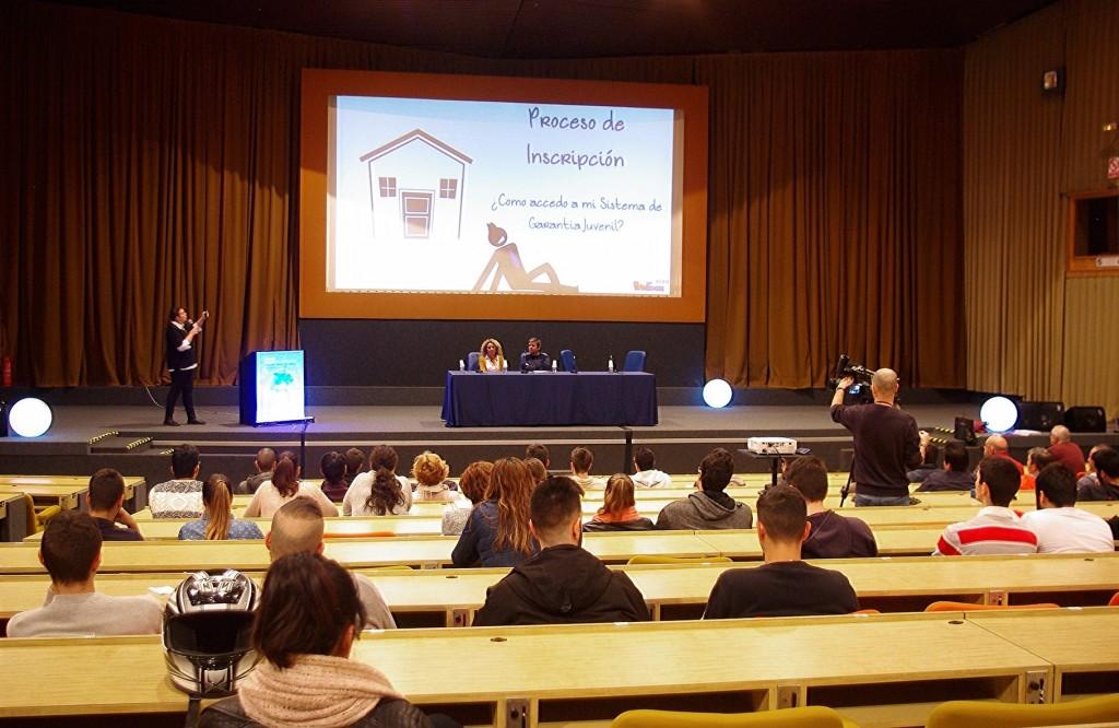 I Jornada Informativa de Empleo y Formación en Torremolinos