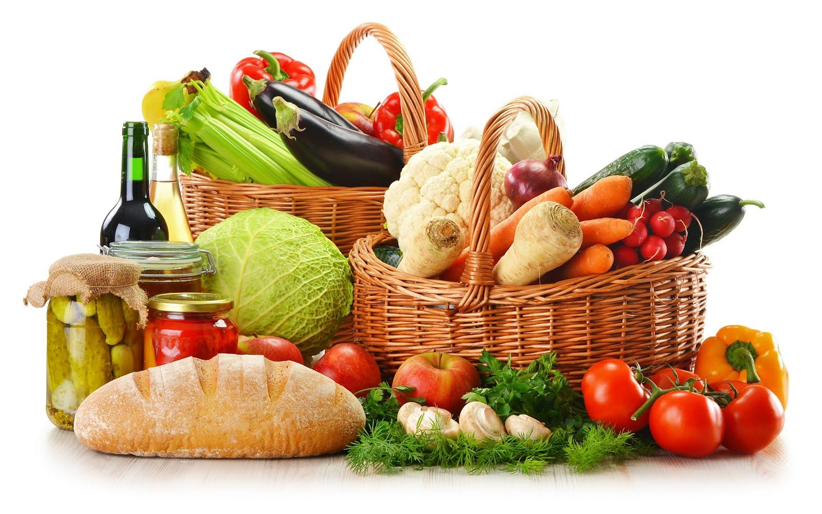 Hay que comer lo mas sano y natural de mundo