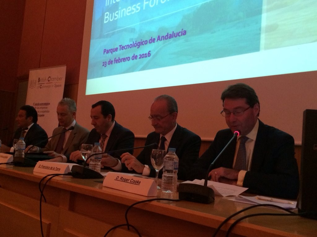 International Business Forum highlights the important relationship between the UK and Spain