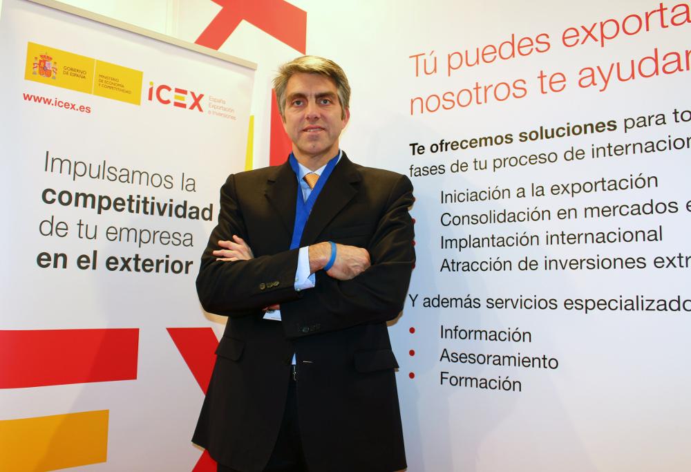 """Rafael Fuentes Candau: """"El empresario malagueño está mucho mejor equipado para la exportación"""""""