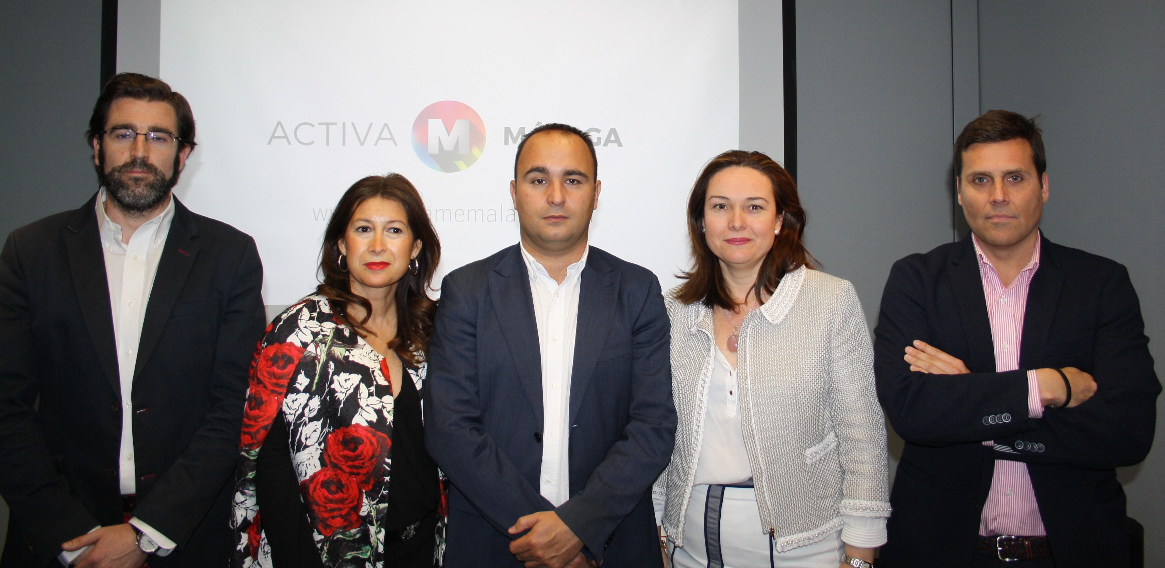 El programa Actívame Málaga nace para promocionar el barrio del Soho entre los empresarios