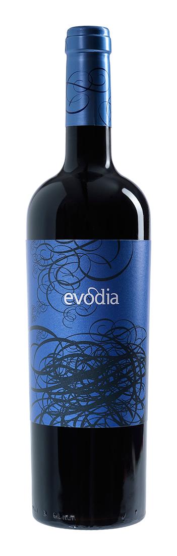 Vino Evodia, una bomba de sabor a mora de monte