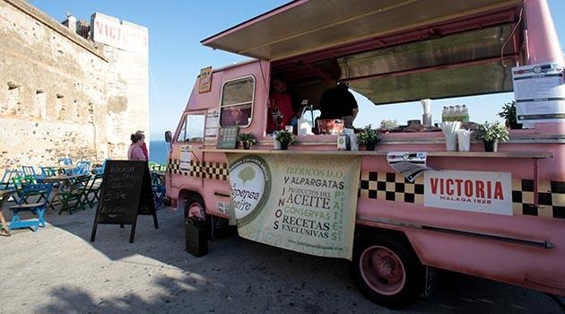 'Food-trucks' made in Málaga