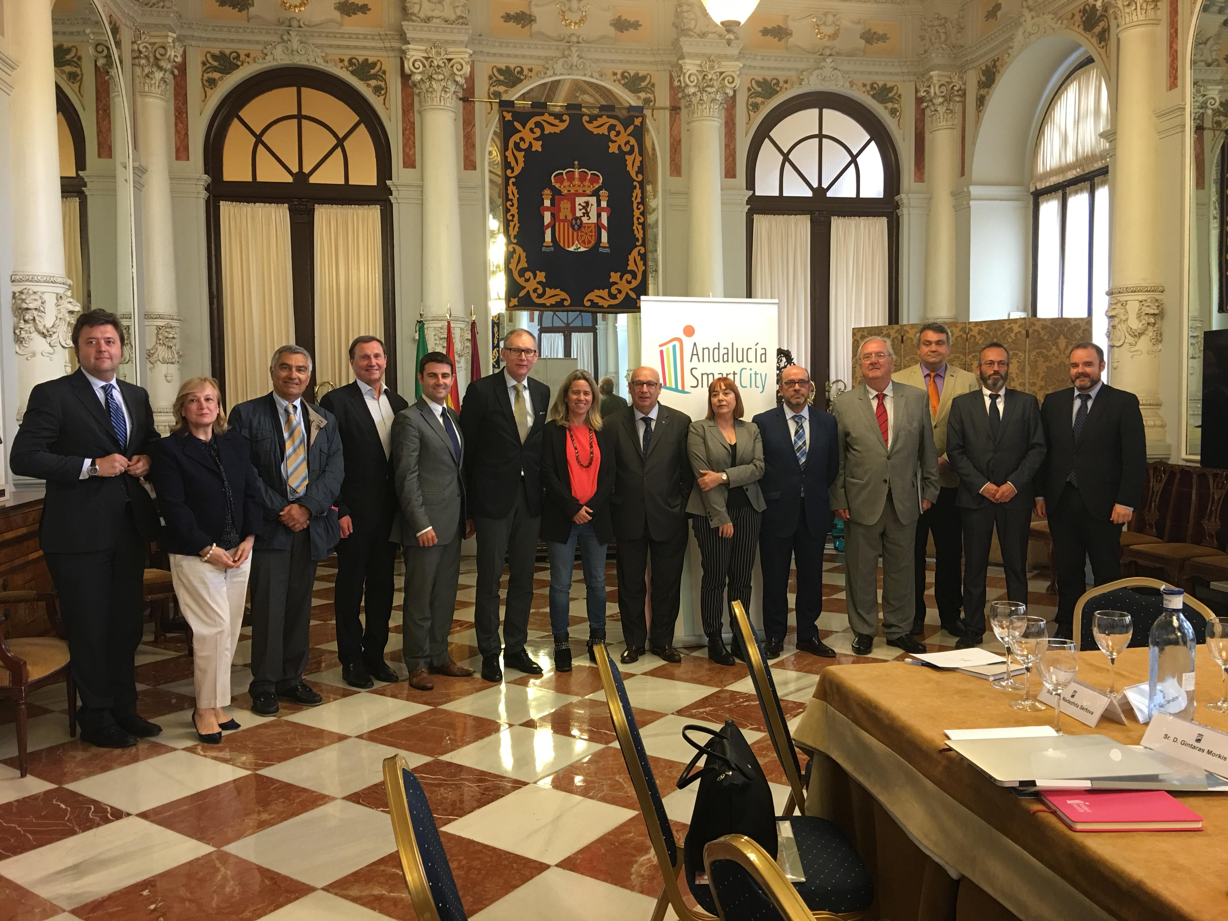 Málaga se convierte en el abanderado europeo de ciudad 'smart city'