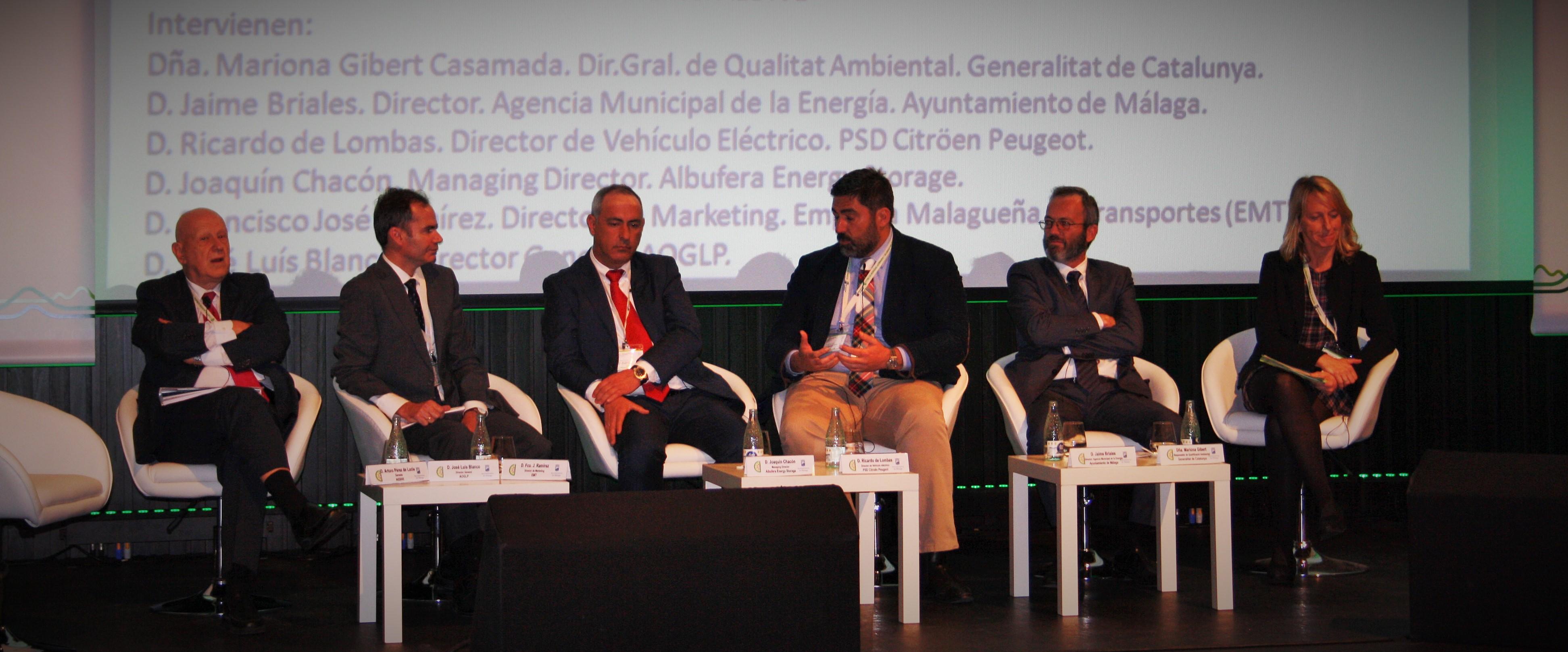 Una cita con el transporte sostenible y los combustibles alternativos al petróleo