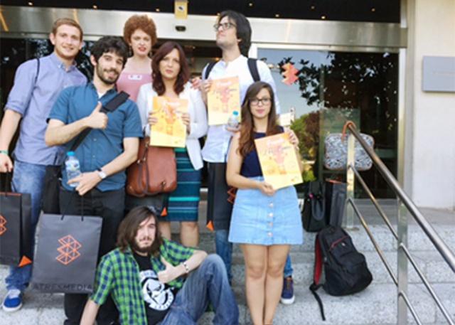 Estudiantes de Ciencias de la Comunicación de la UMA ganan la VI Edición del 'Proyecto Mañana'