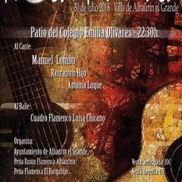 XXXIV Noche Flamenca Villa de Alhaurín el Grande