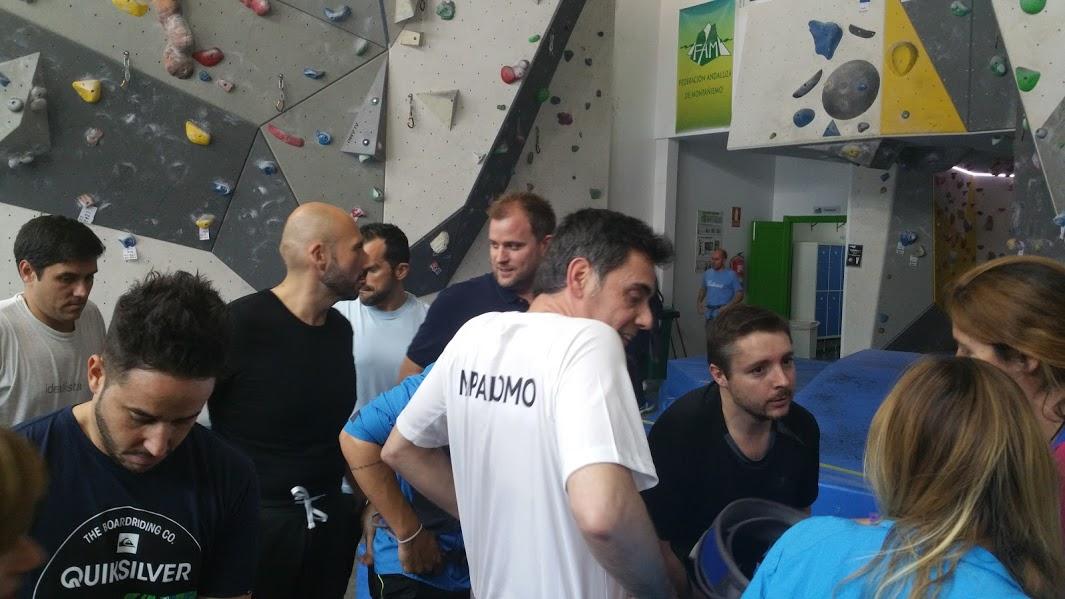 Climbat, motivación empresarial por todo lo alto