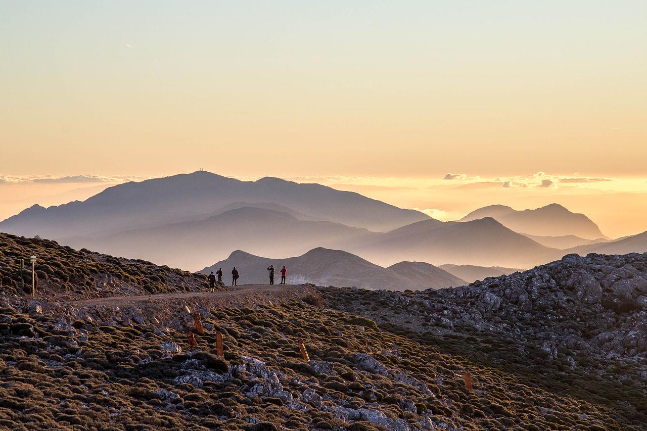 La Universidad apoya la declaración de la Sierra de las Nieves como Parque Nacional