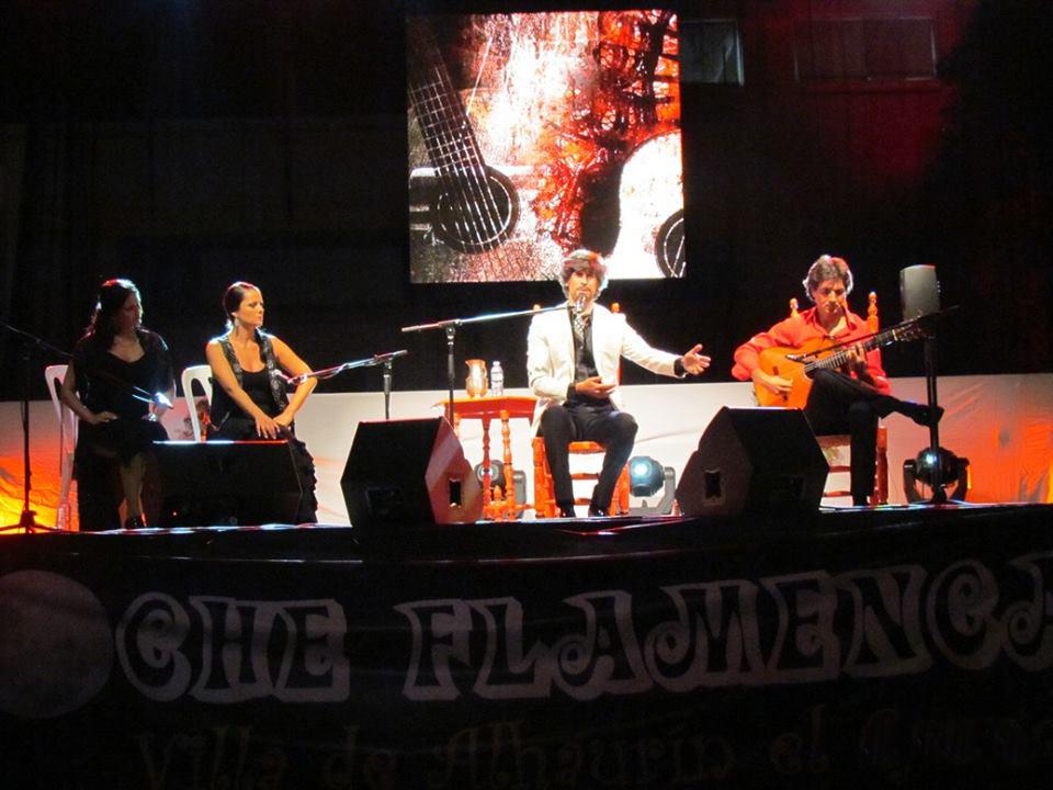 "Gran éxito de la XXXIV Noche Flamenca ""Villa de Alhaurín el Grande"""
