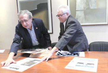 Juan de Dios Mellado dona el archivo fotográfico y la colección completa de Diario 16