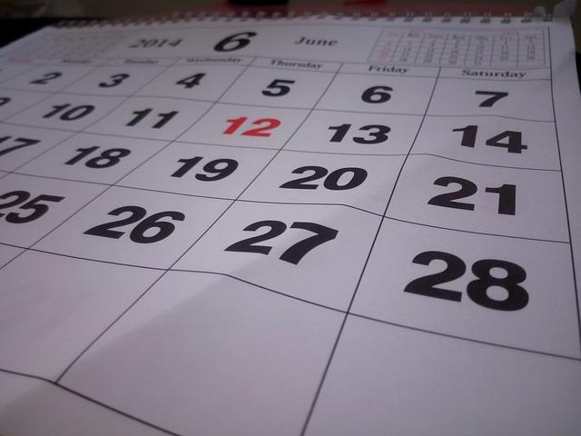 Agenda empresarial del 10 al 24 de octubre