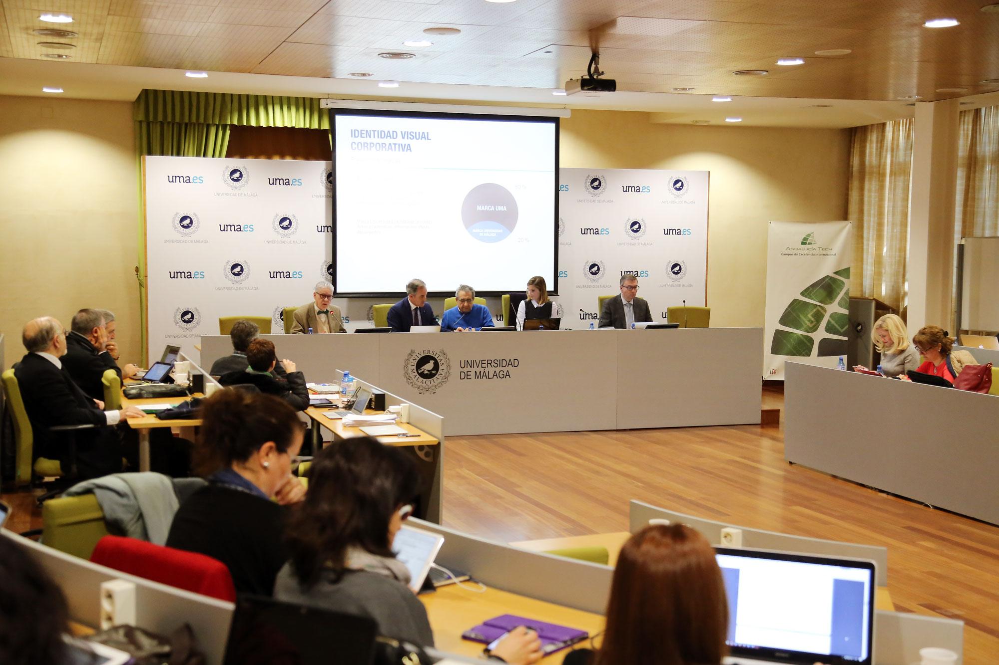 El presupuesto de la UMA para 2017 asciende a casi 250 millones de euros