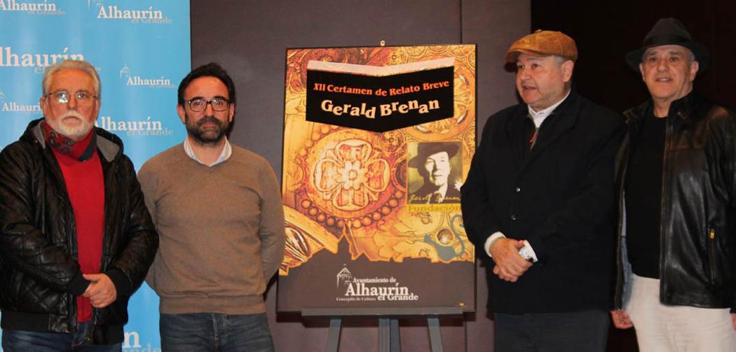 Miguel Torres López de Uralde gana el XIII Certamen de Relato Breve Gerald Brenan