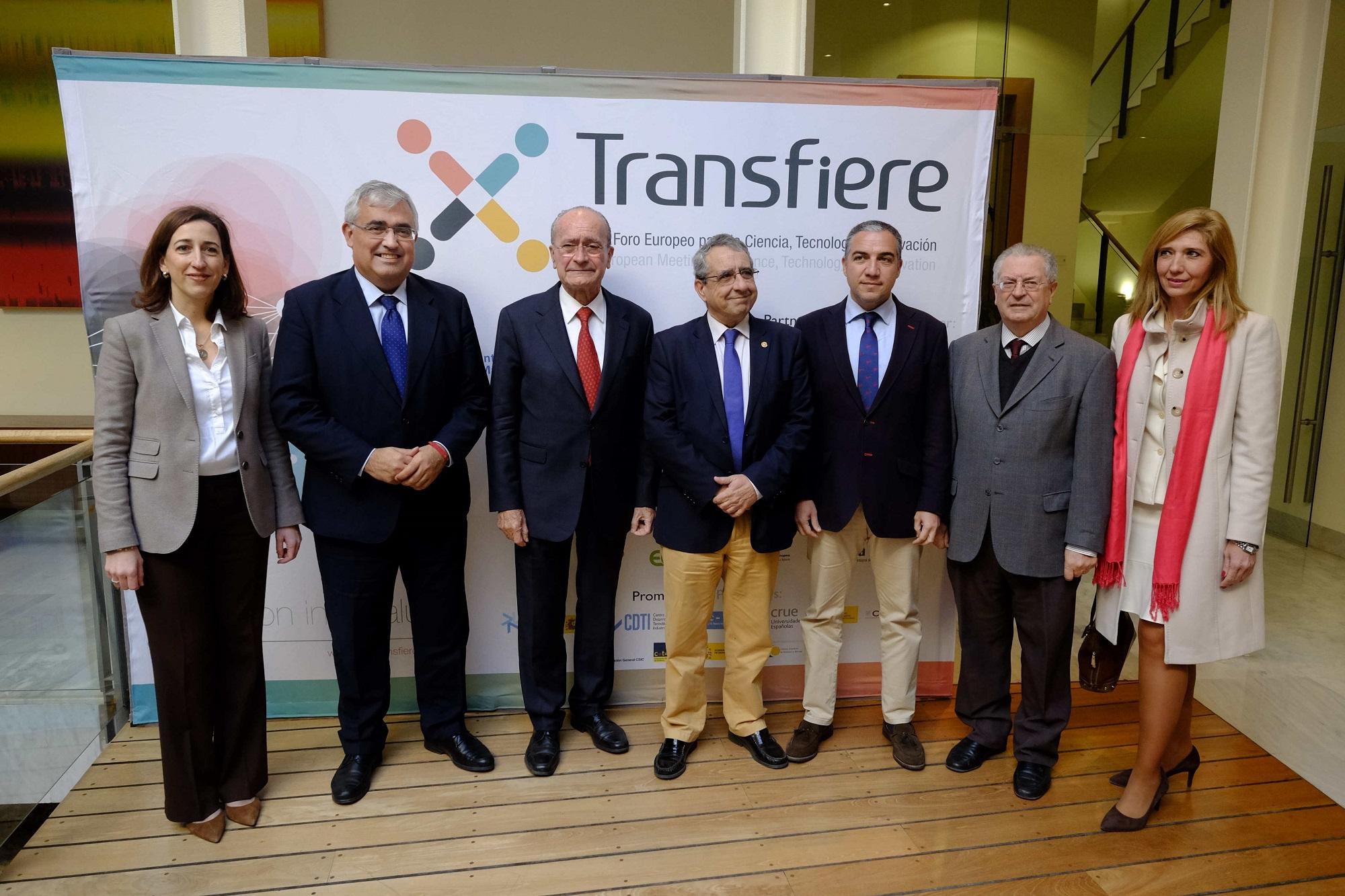 Compra pública de innovación, financiación y modelos de contratos de transferencia en la sexta edición de Transfiere