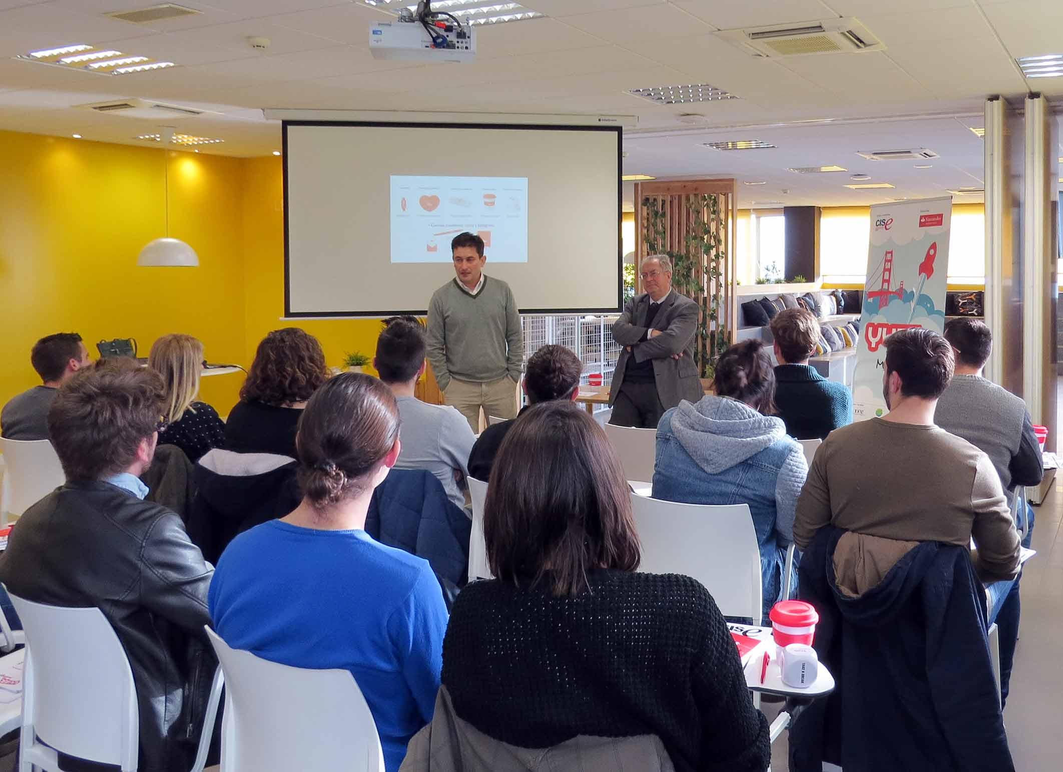 Comienza Santander Yuzz 2017 con 20 nuevos proyectos emprendedores en Málaga