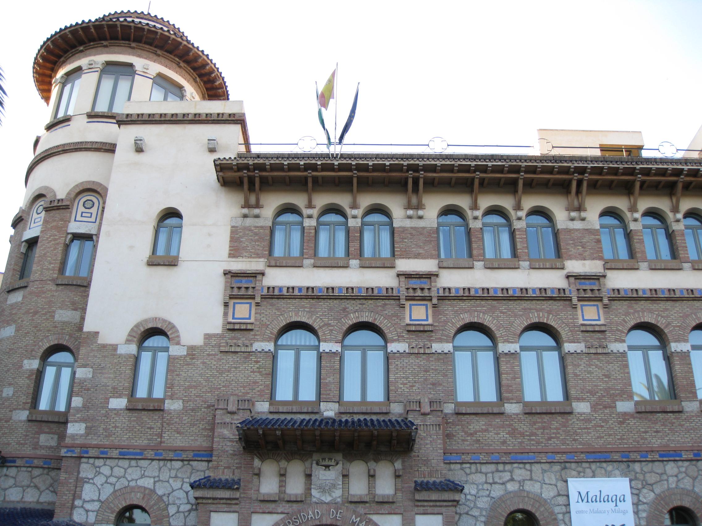 Consejo de Gobierno extraordinario de febrero, Universidad de Málaga