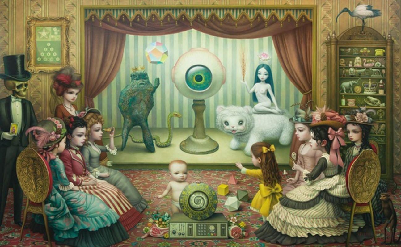 El Cultural – Exposición de Mark Ryden