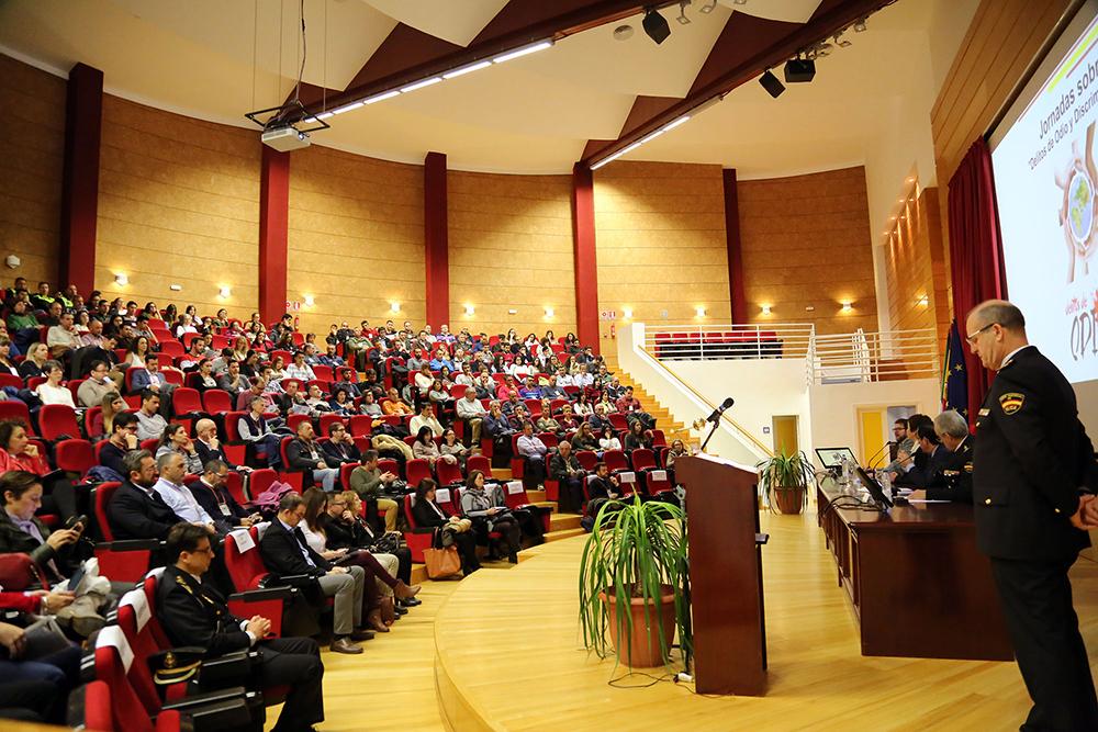 Inauguradas en la Facultad de Derecho las III Jornadas sobre delitos de odio y discriminación