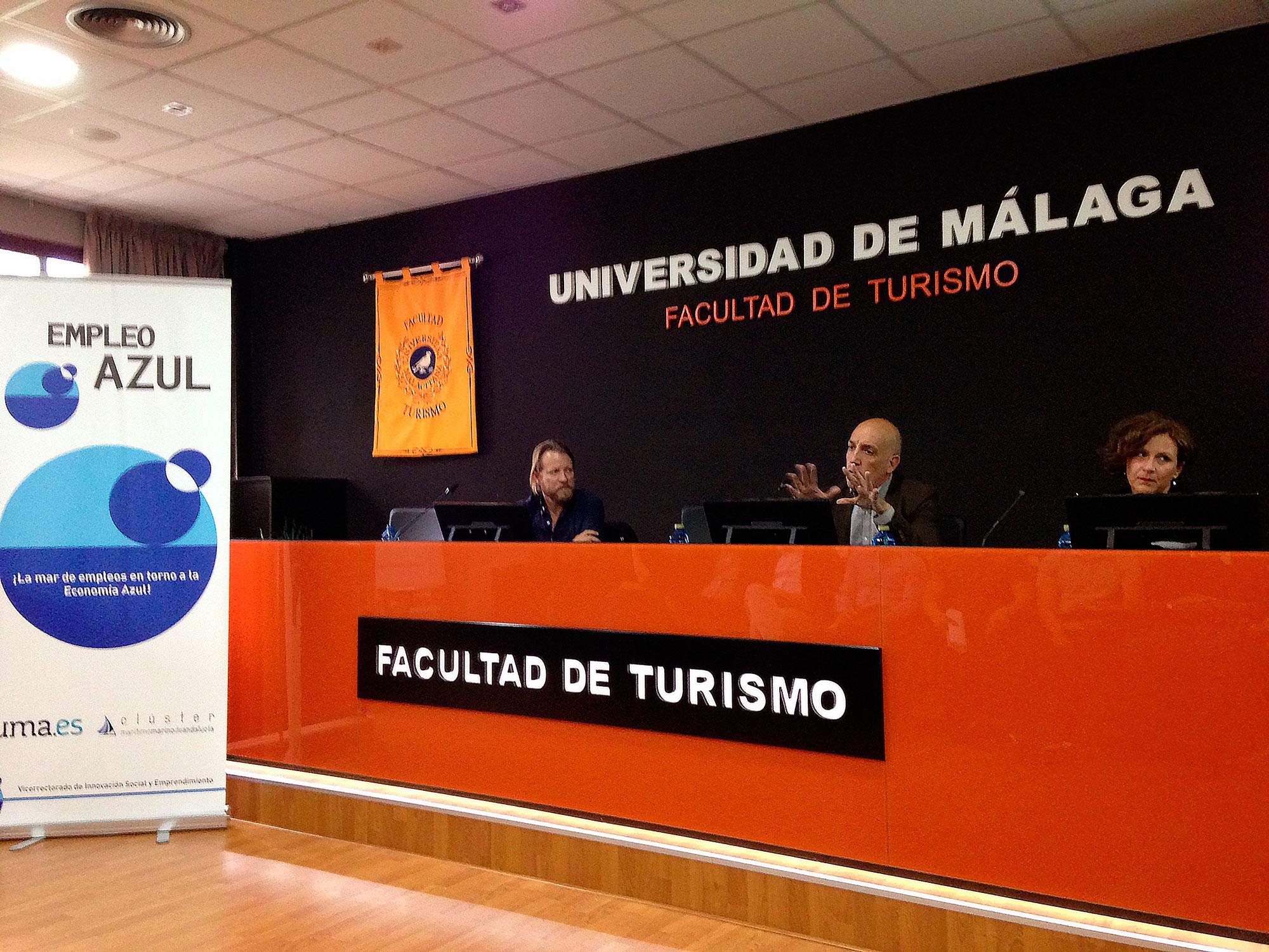 Las Jornadas de Empleo Azul se trasladan a la Facultad de Turismo