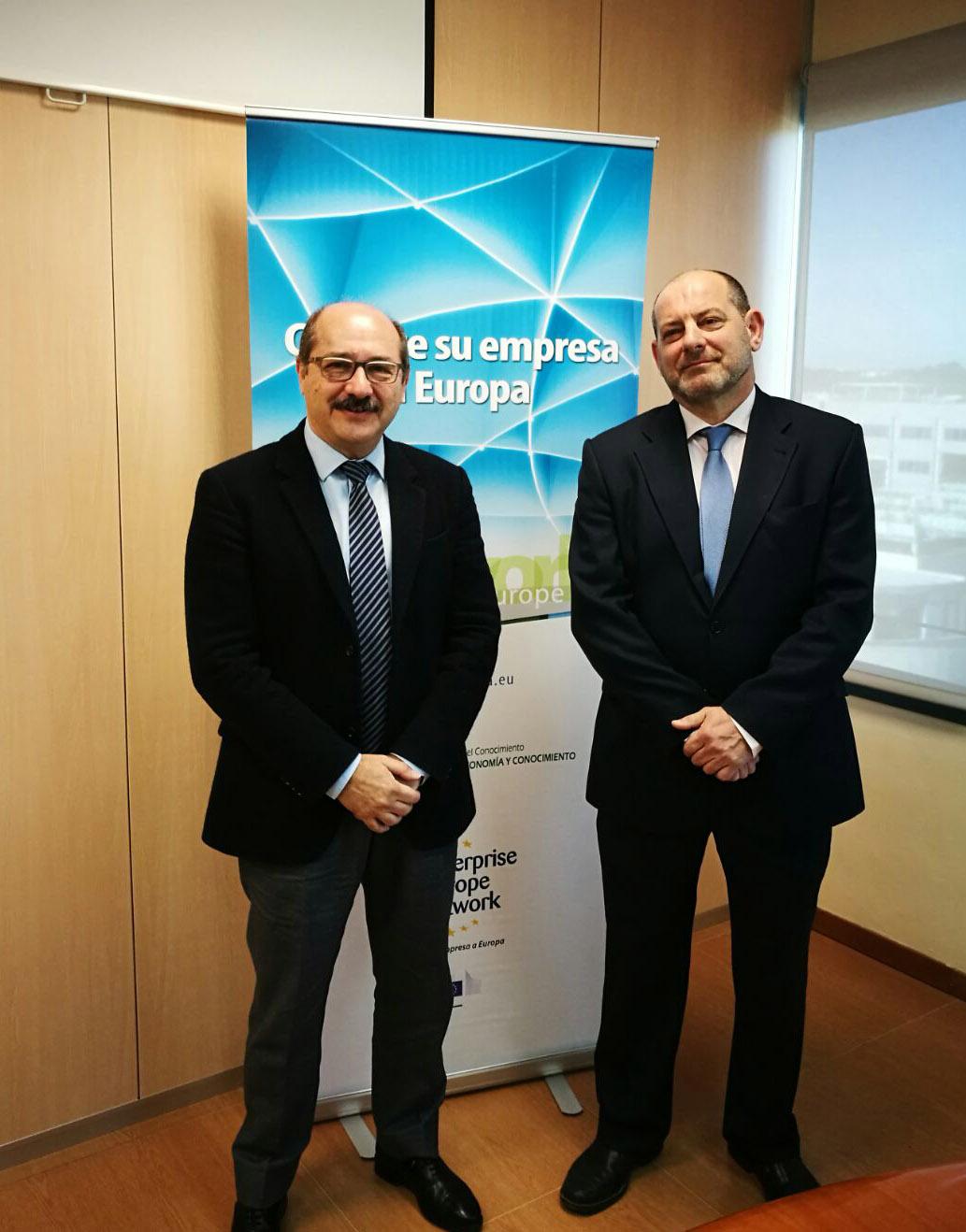 CLANER y la Agencia Andaluza del Conocimiento promoverán acciones para apoyar a las pymes