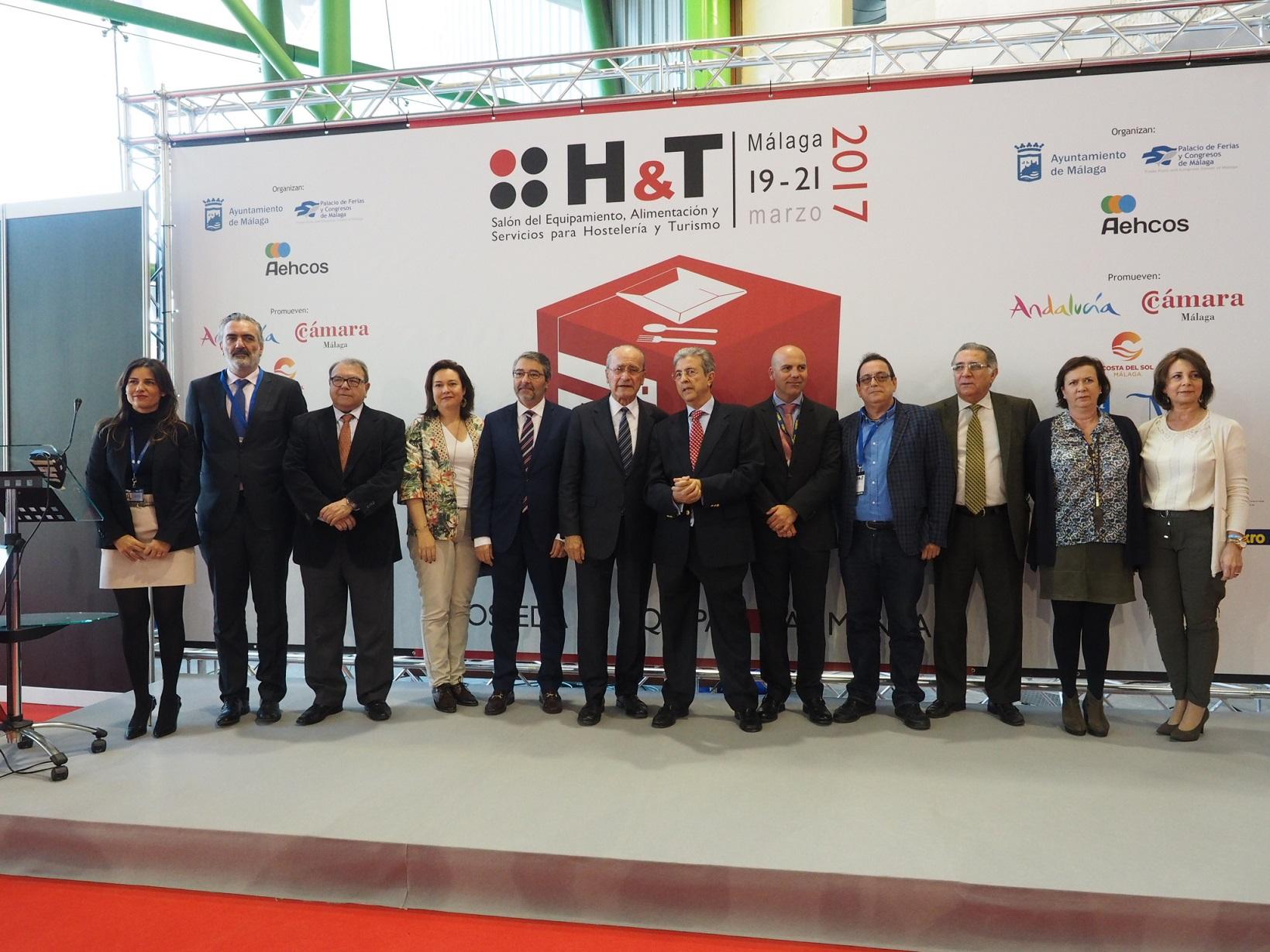 Los sectores de la hostelería y el turismo reivindican la calidad en el arranque del salón H&T