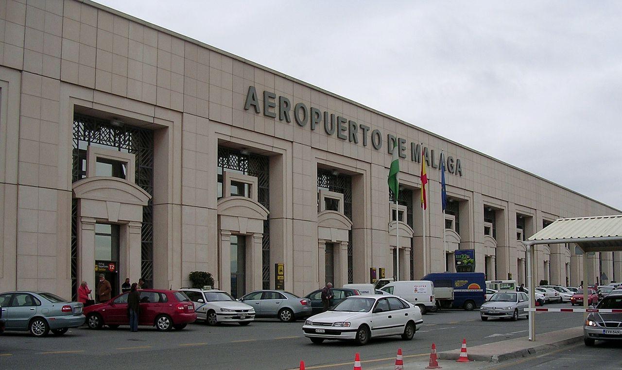 Aumentan los pasajeros y las operaciones en el aeropuerto de Málaga