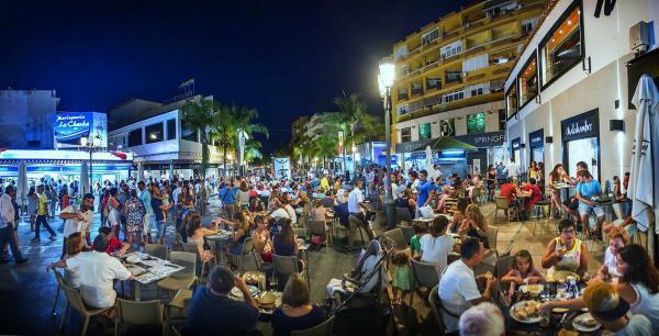 Solicitadas 70 nuevas licencias de apertura el pasado mes en Torremolinos