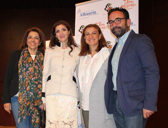 Alhaurín el Grande – La Premio Planeta Espido Freire protagoniza uno de los actos centrales del Día del Libro.