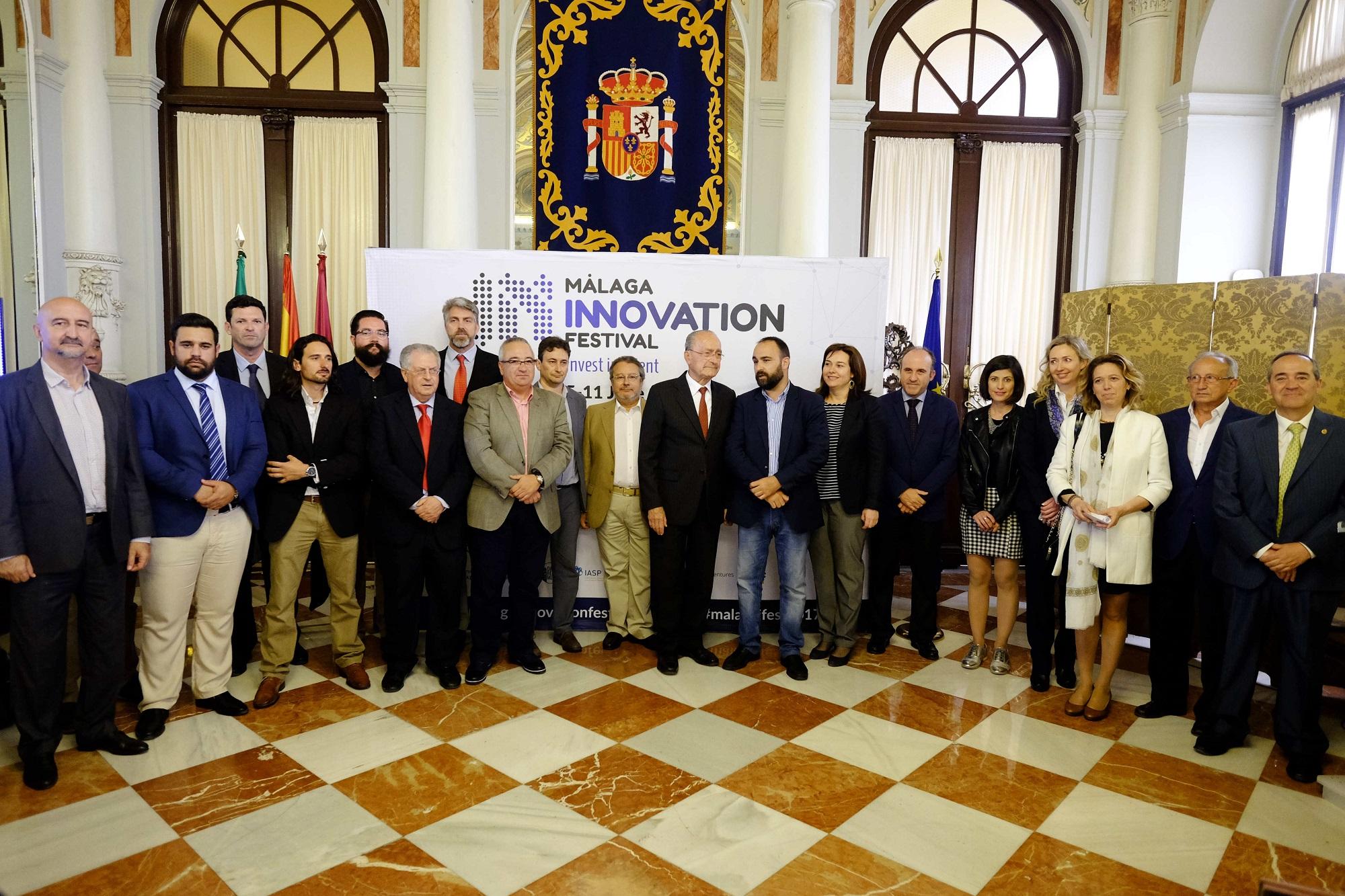 Más de 8.000 participantes en la primera edición de Innovation Festival